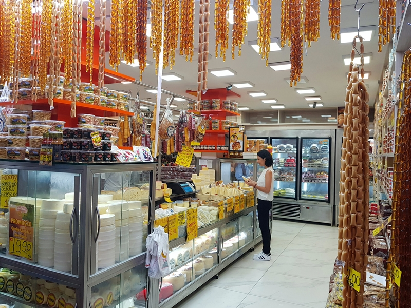 Mercado Central de Belo Horizonte: produtos típicos, valores, queijo canastra