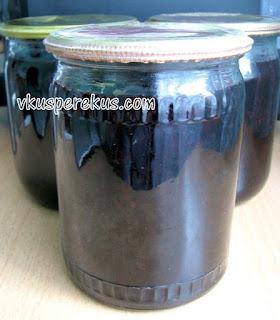 варенье из чёрной смородины