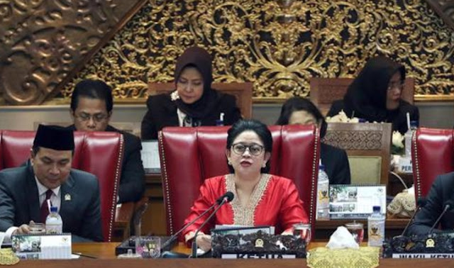 DPR Itu Bukan Dewan Perwakilan Rezim
