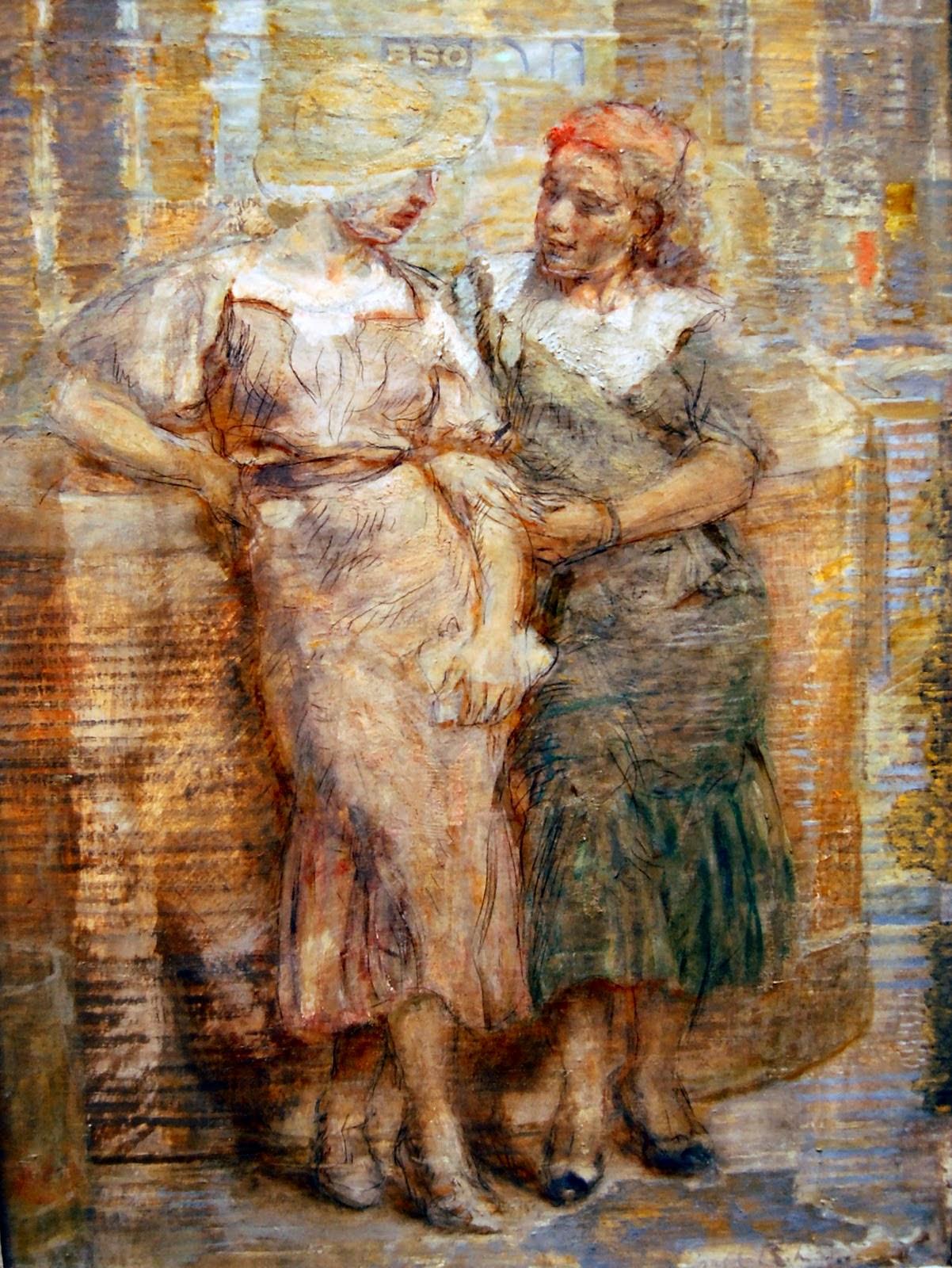 Painting On Nude Women