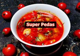 Bakso Kuah Mercon Super Pedas