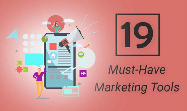 Best tools for an efficient online marketing strategy