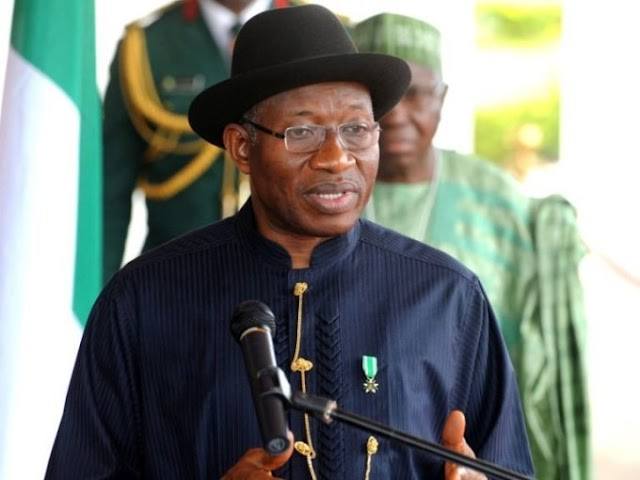 Former Nigeria President, Goodluck Jonathan, Bags New Appointment