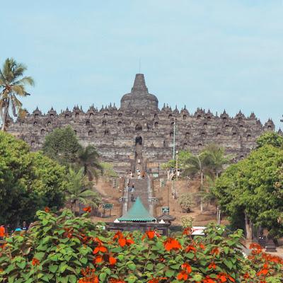 Borobudur Bali Baru Prioritas