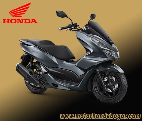 Brosur Kredit Motor Honda PCX Bogor