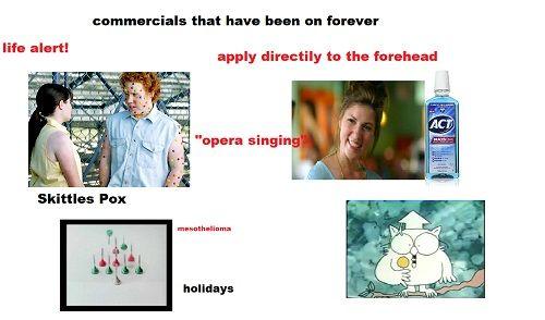 Mesothelioma Commercial Copypasta