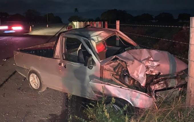 Alagoas: Criança e homem morrem em acidente na rodovia AL-220