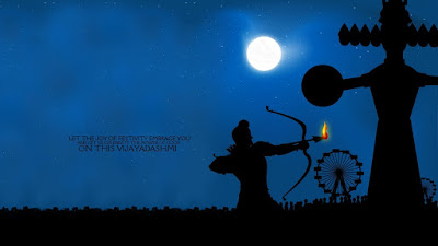 Happy Dussehra Quotes | Dussehra Wishes Messages Status in Hindi