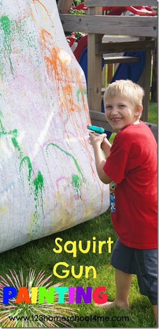 squirt-gun-painting-summer-activities-for-kids