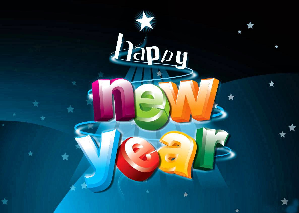 Funny Happy New Year.10 God Bless Happy New Year Graphics Comments 2014