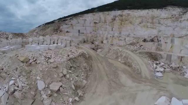Ιωάννινα:Δεν εγκρίθηκε η αποκατάσταση του λατομείου Πεδινής