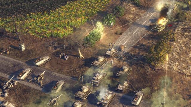 لعبة الحرب العالمية الثانية