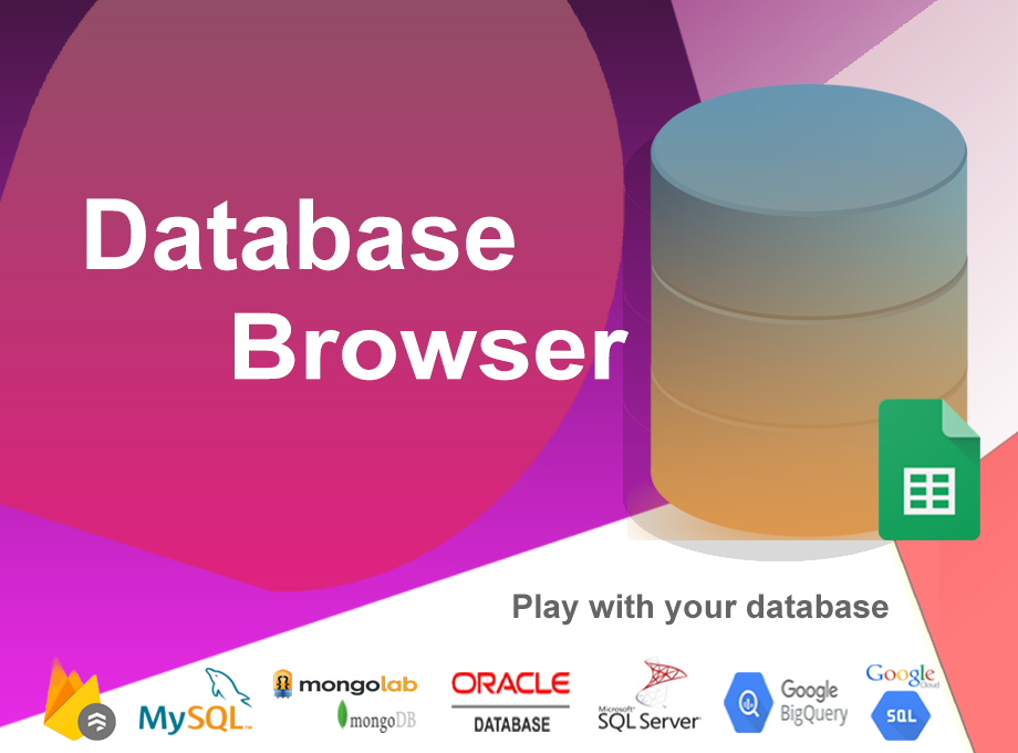 Query Cloud Datastore from Google Sheet using Database Browser