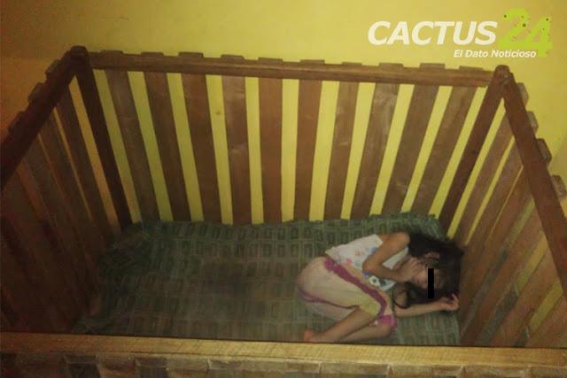 Rescataron a dos niñas desnutridas que se encontraban encerradas en Barinas