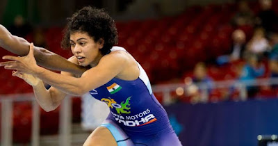 Pooja clinches silver at Wrestling Grand Prix 2019 of Spain