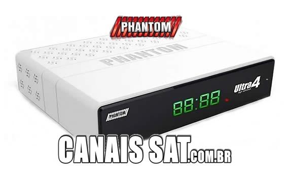 Phantom Ultra 4 Atualização - 03/06/2021