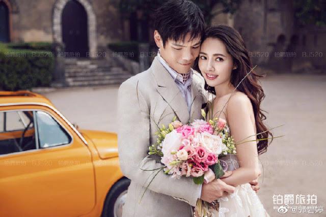 jacky heung bea hayden kuo married