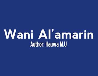 Wani Al'amarin