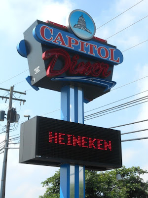 Capitol Diner in Harrisburg Pennsylvania