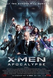 X-Men Apocalypse 2016