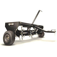 agri fab manual lawn aerator review