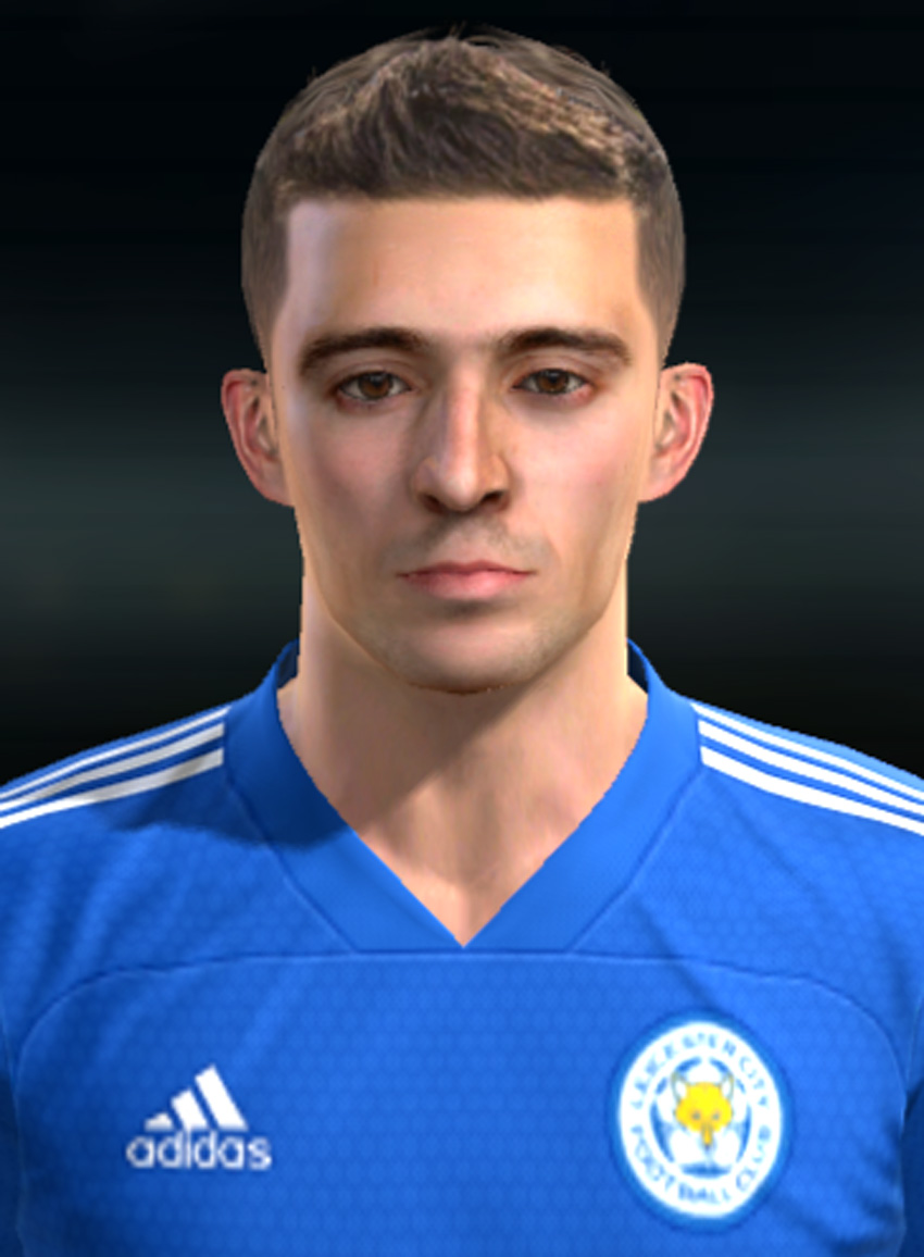 Timothy Castagne Face For PES 2013