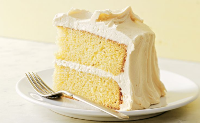 How to make a Vanilla Cake at home with Amazing Recipe