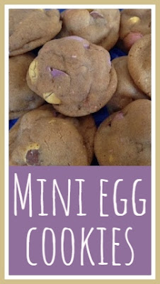 Mini Egg cookies simple recipe without egg