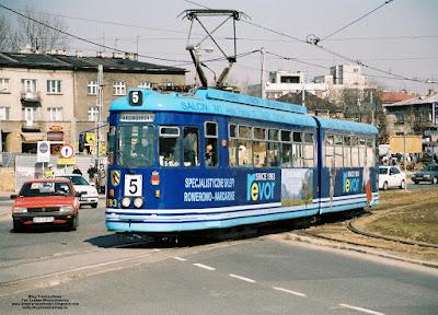 MAN GT6, MPK Kraków