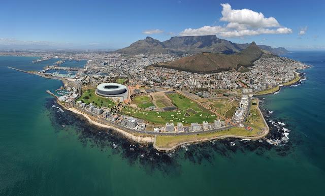 Turismo gastronomía Sudáfrica  Capetown