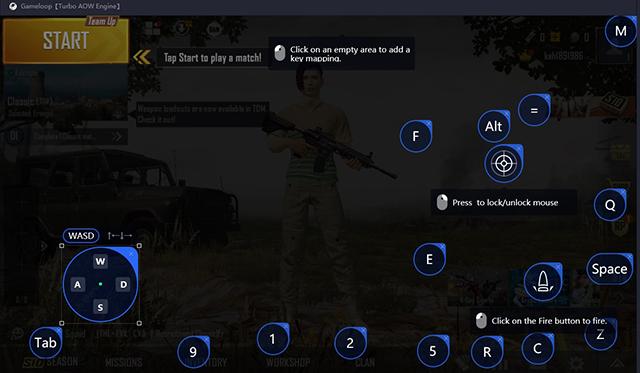 محاكي Gameloop أقوي محاكي للعب ألعاب ألأندرويد علي أجهزة الحاسوب