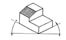 Mengenal Proyeksi Isometri (Pengertian, Ciri Ciri Proyeksi Isometri, Contoh Proyeksi Isometri) dalam Gambar Teknik