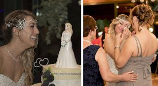 40χρονη γυμνάστρια ξόδεψε 10.000 ευρώ για να παντρευτεί τον εαυτό της