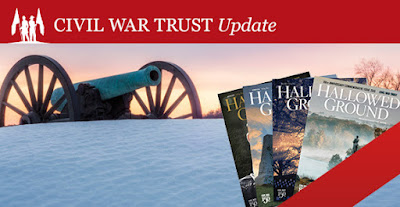 Give the Gift of Battlefield Preservation this Season!