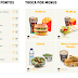 Trocar pontos por menus McDonalds( MLovers)