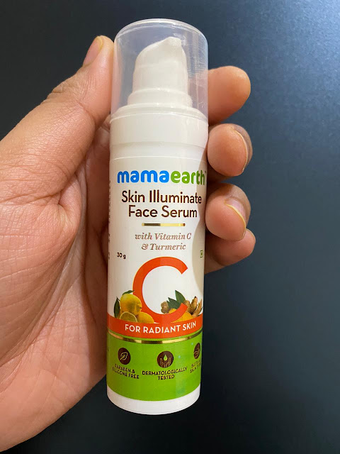 Mamaearth Skin Illuminate Serum Review