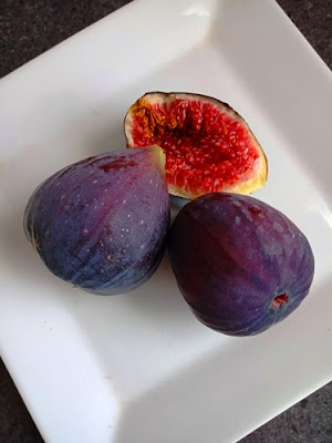 Our first crop of figs