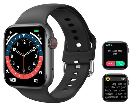 2021 Kimnix NK03 HD Full Touch Screen Smartwatch