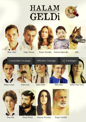 فيلم جاءت عمتي Halam Geldi