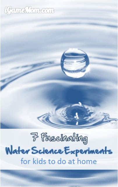 http://igamemom.com/water-science-experiments-for-kids/