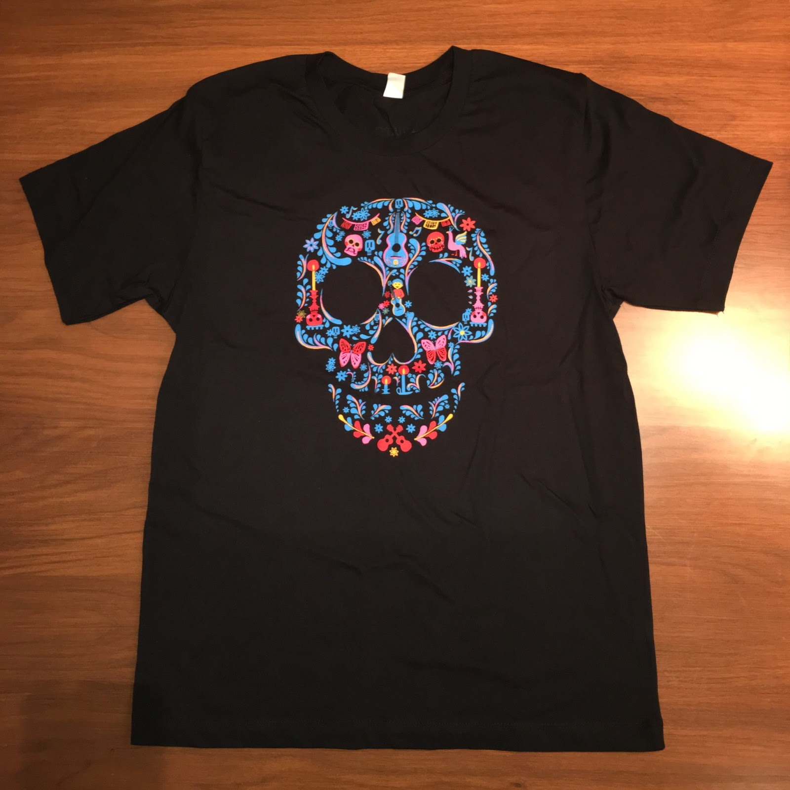 Pixar Employee 39 Coco 39 Crew Shirt And Updated Logo For The