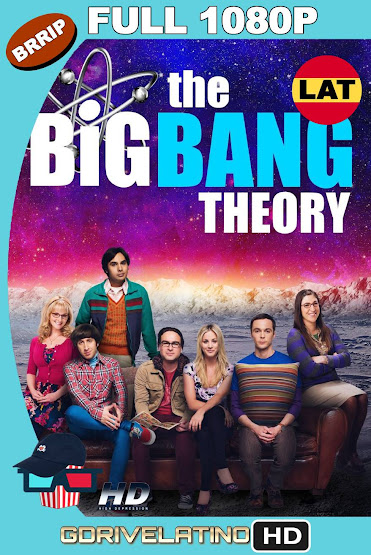 The Big Bang Theory [Serie Completa] BRRip 1080p Lat-Cas-Ing mkv