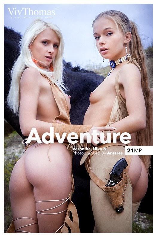 [VivThomas] Nika N, Veronika A - Adventure - Girlsdelta