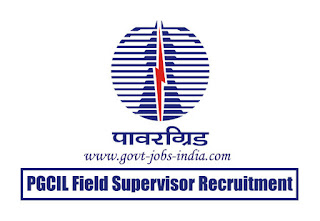 PGCIL Field Supervisor Recruitment 2020