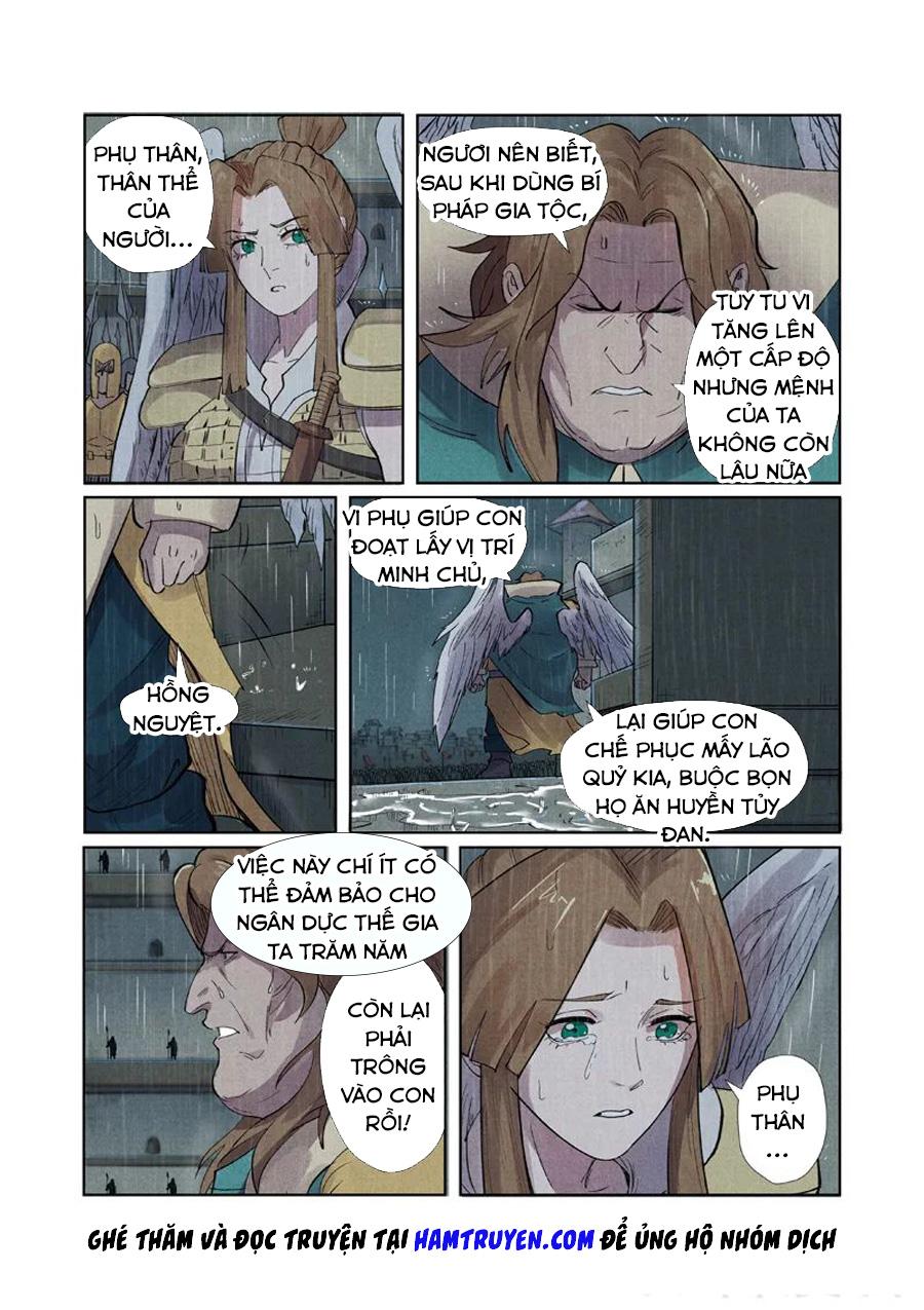 Yêu Thần Ký chap 246 - Trang 4