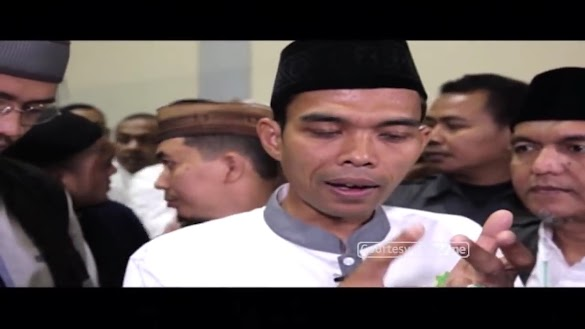 Marak Upaya Pisahkan Agama dan Politik, Begini Penjelasan Makjleb Ustadz Somad