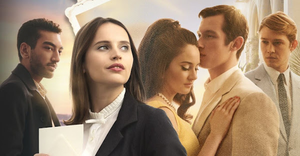 A Última Carta de Amor - Netflix - Review - Um romance tradicional