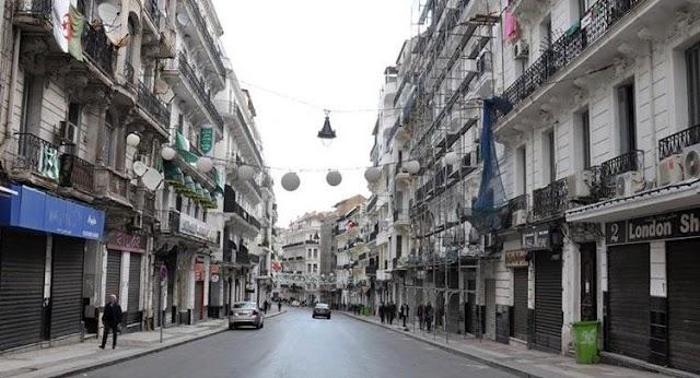 الجزائر تسجل 283 إصابة جديدة و7 حالات وفاة بفيروس كورونا