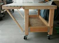 Ideas en madera para ordenar las herramientas