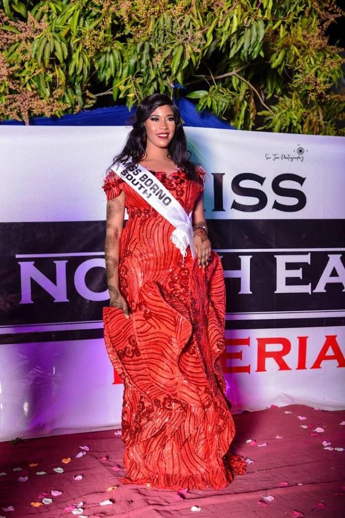 Miss Borno emerged winner of  2020 Miss North East Nigeria